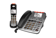 Uniden Corded and Cordless Phone System