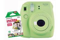 Fujifilm Instax Mini 9 Combo Lime Green