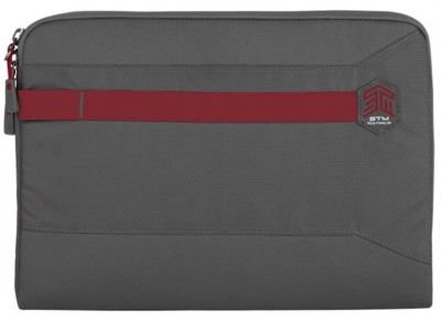Stm summary laptop sleeve grey 2