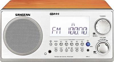 Sangean FM / AM Table-Top Radio