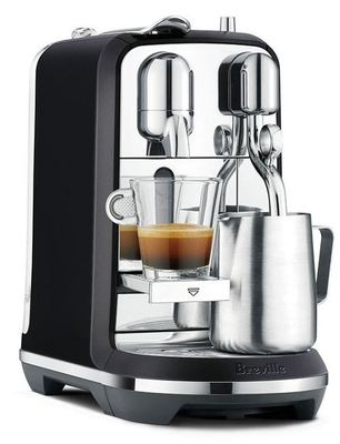 Breville Nespresso Creatista - Black Truffle