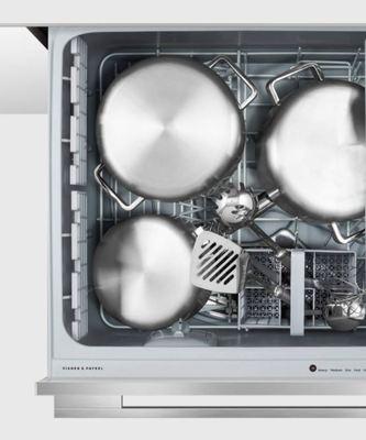 Fisherpaykel integrated single dishdrawer dishwasher 2