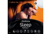 Sunbeam Sleep Perfect King Bed Pillow Top Heated Blanket