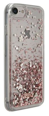 3SIXT iPhone 8/7/6S/6 PureGlitz Case (Rose Gold / Silver)