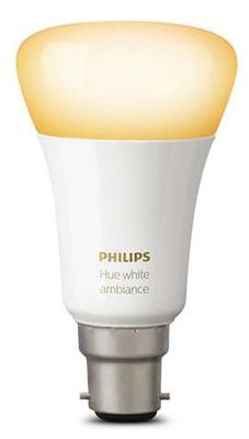 Philips hue white ambiance single bulb b22 hue200204