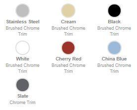Falcon elise 110 induction colours
