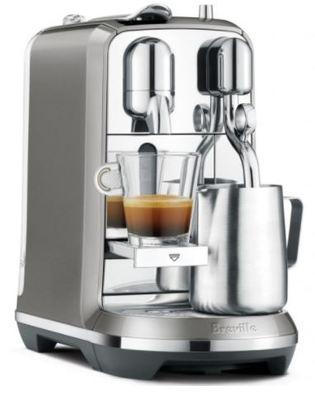 Breville Nespresso Creatista - Smoked Hickory
