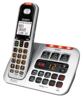 Uniden SS E45 Cordless Digital Phone System