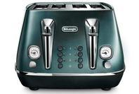 DeLonghi Distinta Flair 4 Slice Toaster Allure Green