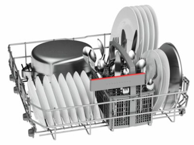 Sms46gi01a bosch 60cm stainless steel freestanding dishwasher 2