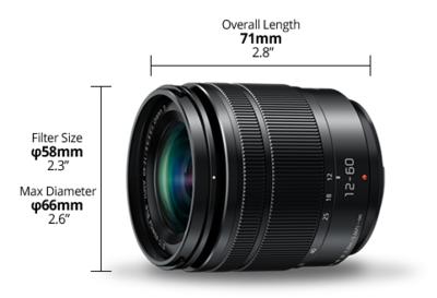 H fs12060e panasonic h fs12060e lumix g lens 2