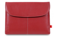Toffee 13in Envelope Sleeve Red