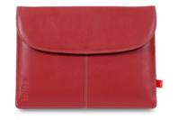 Toffee 13in Envelope Sleeve Red