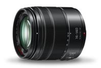 Panasonic Standard Zoom Camera Lens H-FS14140E-K Black