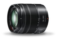Panasonic LUMIX G VARIO 14-140mm/F3.5-5.6 ASPH./POWER O.I.S. Micro 4/3rds Interchangeable Lens.