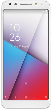 Vodafone Smart N9 Lite Handset Bundle White (Locked)