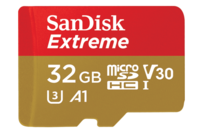 SanDisk 32GB Extreme microSD UHS-I Card