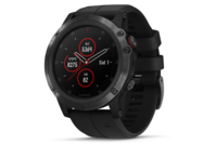 Garmin fenix 5X Plus Black with Black Band
