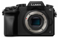 Panasonic Lumix G Mirrorless Digital Camera (DSLM) 12-60 Lumix Lens