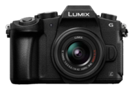 Panasonic LUMIX Digital Single Lens Mirrorless Camera 14-140mm Lens
