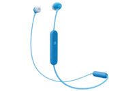 Sony Wireless In-ear Headphones (Blue)