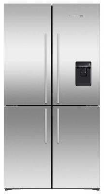 Fisher & Paykel 605L Quad Door Fridge Freezer (Ex-Display Model)