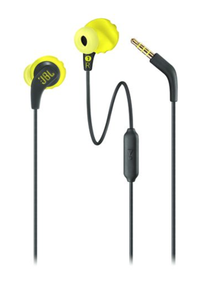 JBL Endurance RUN Sports Headphones Yellow