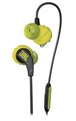 Jbl endurance run sports headphones yellow 780129 4