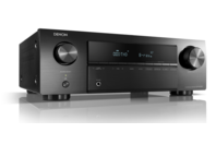 Denon 5.1 Ch. 4K Ultra HD AV Receiver with Bluetooth