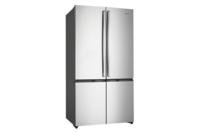 Westinghouse 600L Stainless Steel 4 Door French Door Fridge/Freezer