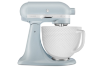 KitchenAid 100 Yr Retro Mixer Misty Blue