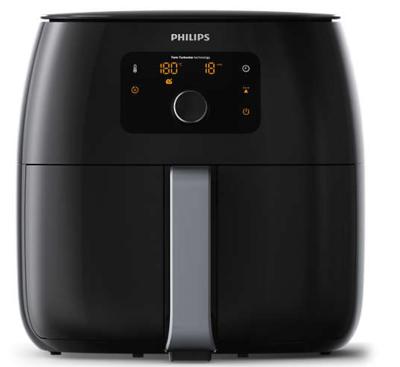 Philips Avance Collection Airfryer Xxl Black Buy Online