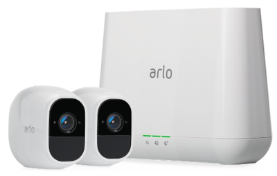 Arlo Pro 2 Smart Security System with 2 Cameras