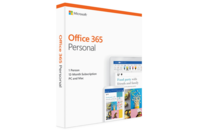 Microsoft Office 365 Personal - 1 Person - 1 Year Subscription