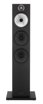 B&W 603 Floorstanding Speaker Black (Ex-Display Model)