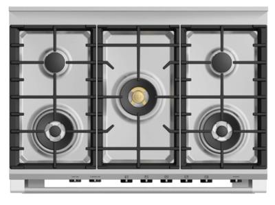 Fisherpaykel 90cm dual fuel freestanding cooker or90scg6b1 3