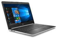 HP 14inch AMD Silver 8GB 126GB Notebook