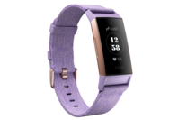 Fitbit Charge 3 (Special Edition Lavender Woven/Rose-Gold Aluminium)