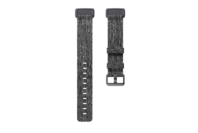 Fitbit Charge 3 Woven Band Charcoal Large