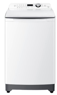 Haier 10kg White Top Loading Washer