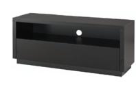 Criterion Brunswick TV Cabinet 1200 Black