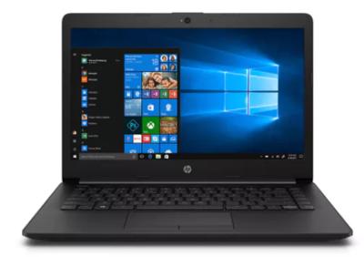 HP 14inch Intel Celeron N4000 4GB 500GB Laptop (Display)