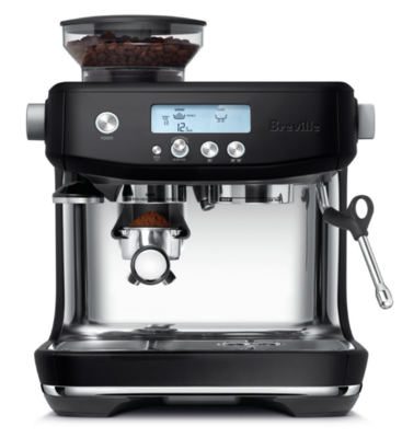 Breville the Barista Pro Espresso Machine Black Truffle
