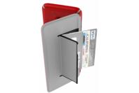 Speck Samsung Galaxy S9 Presidio Folio Case Red/Grey