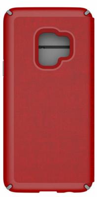 Presidio folio samsung galaxy s9 case red 3