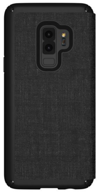Presidio folio samsung galaxy s9 plus black 2