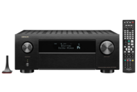 Denon 9.2 Ch. 4K AV Receiver with 3D Audio and Alexa Voice Control