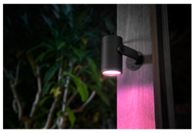 Philips hue white and color ambiance lily outdoor spot light hue629801 4