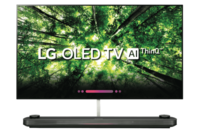 LG  65inch SIGNATURE Wallpaper TV