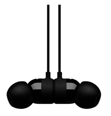 Mu982pa a urbeats3 earphones with 35 mm plug black 2